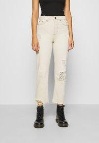 BDG Urban Outfitters - PAX - Straight leg jeans - desert rip - 0