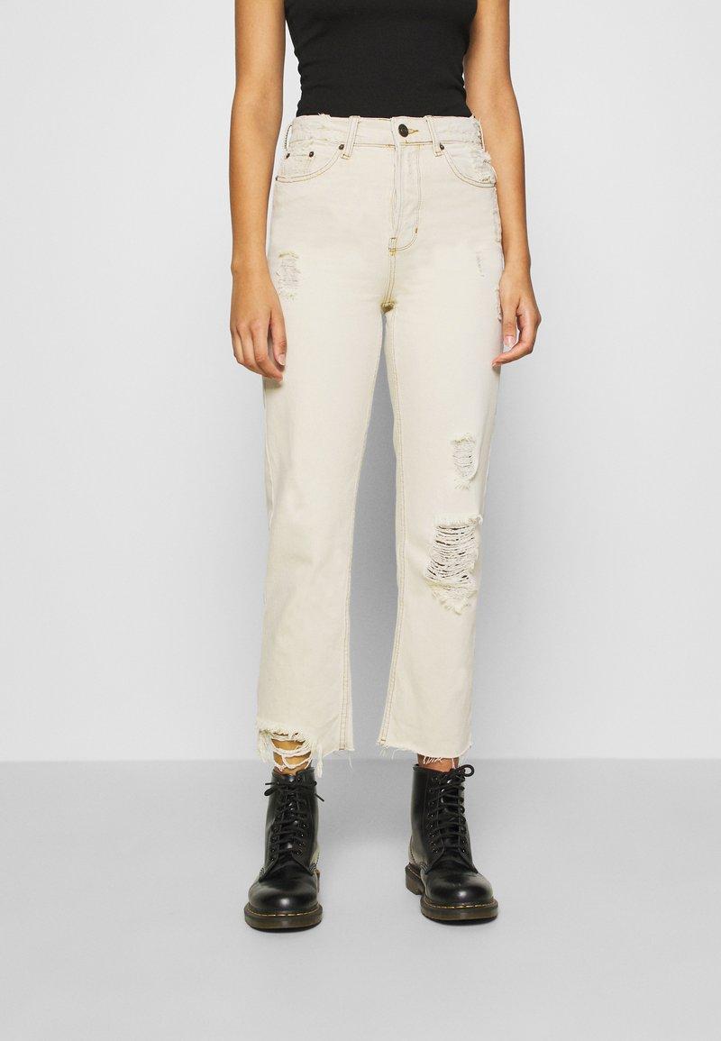 BDG Urban Outfitters - PAX - Straight leg jeans - desert rip