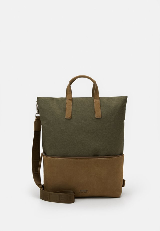X CHANGE BAG - Across body bag - olive
