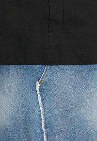 MM6 Maison Margiela - Denim skirt - blue - 7