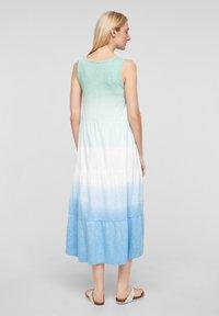 s.Oliver - Jerseyjurk - turquoise tie dye - 2
