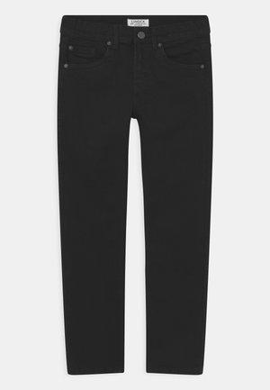 STAFFAN REGULAR - Jeans straight leg - black