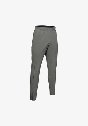Tracksuit bottoms - gravity green