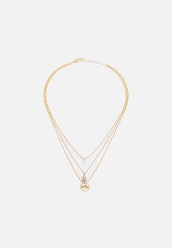 ONLJULIE NECKLACE 2PACK - Necklace - gold-coloured