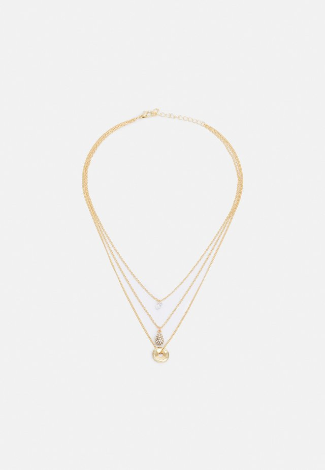 ONLJULIE NECKLACE 2PACK - Necklace - gold-coloured
