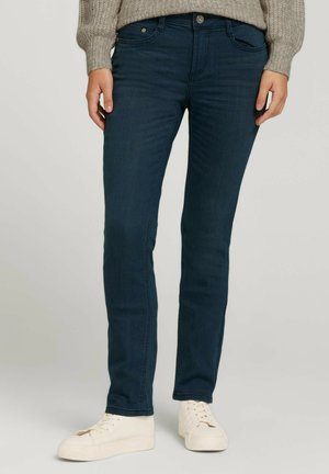 Slim fit jeans - mid stone blue grey denim