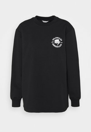 LURING PRINT - Pitkähihainen paita - black