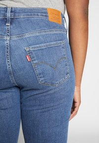 Levi's® Plus - SHPING - Jeansy Skinny Fit - tempo blue - 5