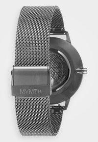 MVMT - BOULEVARD VENICE - Rannekello - silver-coloured - 1