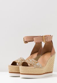 See by Chloé - High heeled sandals - gold - 4