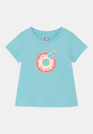 TODDLER GIRL - Print T-shirt - ice water blue