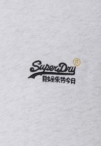 Superdry - ORANGE LABEL - Print T-shirt - ice marl - 2