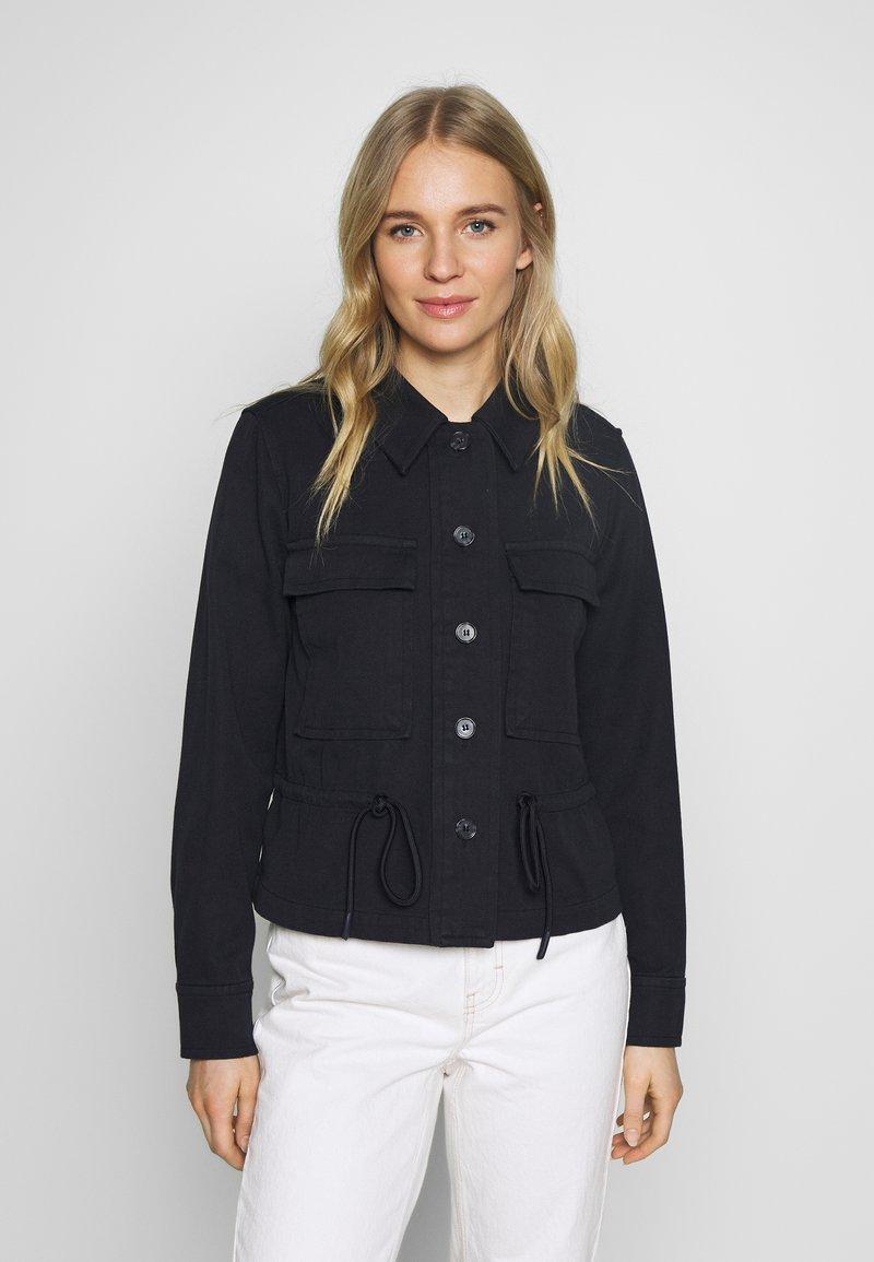 Opus - HAYANA - Summer jacket - just blue