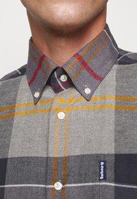 Barbour - TARTAN TAILORED - Shirt - grey/purple - 6