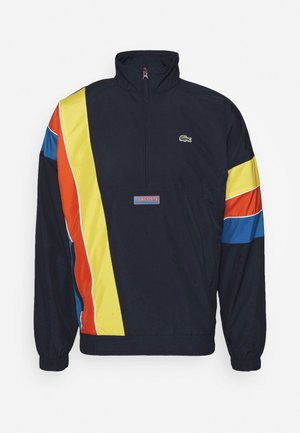 BH1511 - Training jacket - navy blue/utramarine-gladiolus-wasp