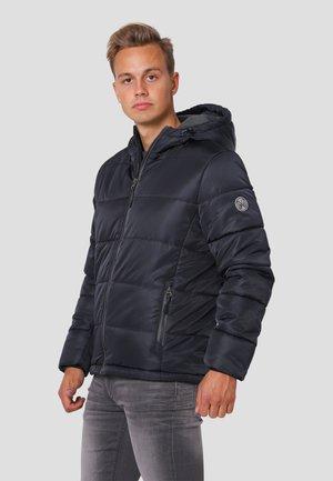 Winter jacket - ultra dark navy