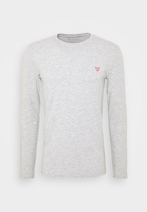 CORE TEE - Langærmede T-shirts - light heather grey