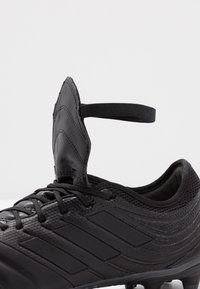 adidas Performance - COPA GLORO 20.2 FG - Moulded stud football boots - core black/dough solid grey - 5