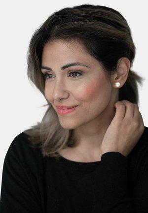 OHRSCHMUCK COMA - Earrings - white