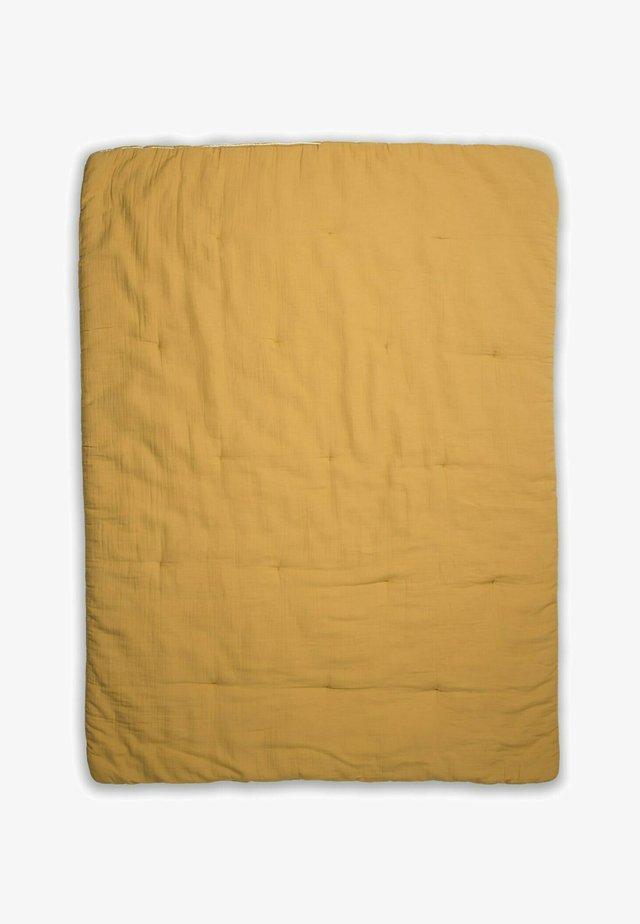 WITH BORDER - Vauvanpeitto - mustard yellow