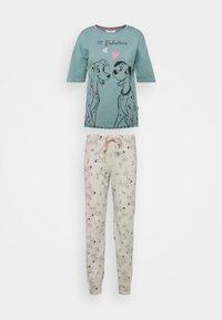 Marks & Spencer London - DALMATIANS - Pyjama - aqua mix - 3
