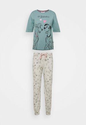 DALMATIANS - Pyjamas - aqua mix