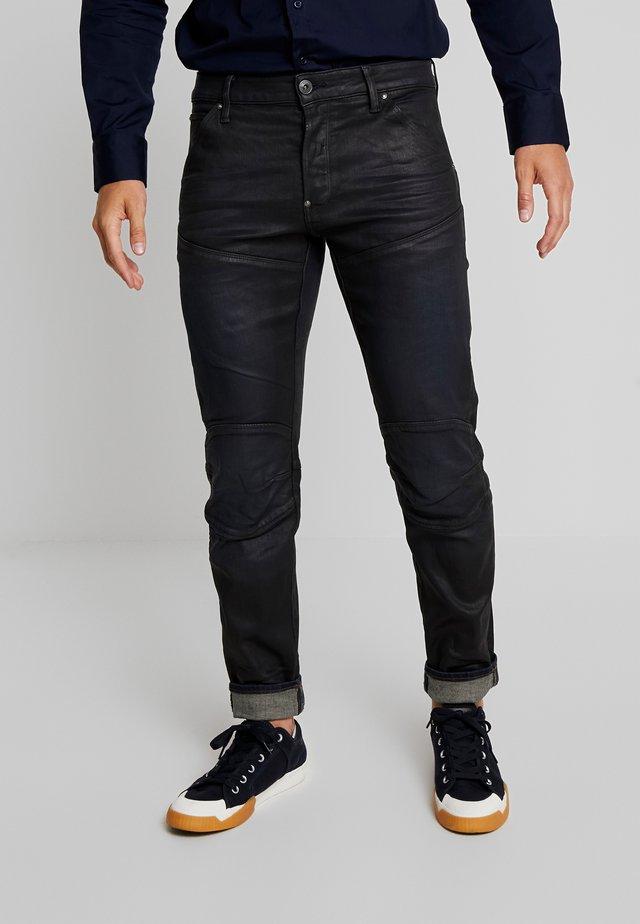 5620 3D SLIM FIT - Jeans slim fit - elto superstretch dry cobler