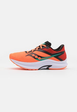 AXON - Neutral running shoes - vizi/black
