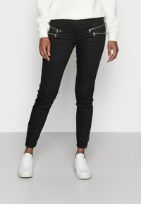 Freequent - Trousers - black - 0