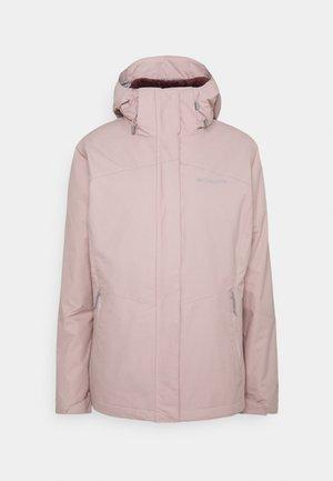 BUGABOO II INTERCHANGE JACKET - Ski jacket - mineral pink