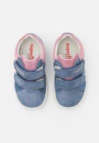 Superfit - STARLIGHT - Dětské boty - blau/rosa - 3
