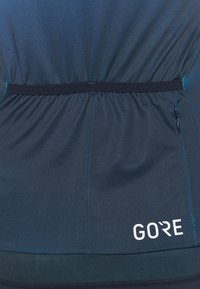 Gore Wear - WEAR FORCE WOMENS - T-Shirt print - scuba blue/orbit blue