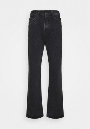 PONTIAC PANT MAITLAND - Straight leg -farkut - black stone washed