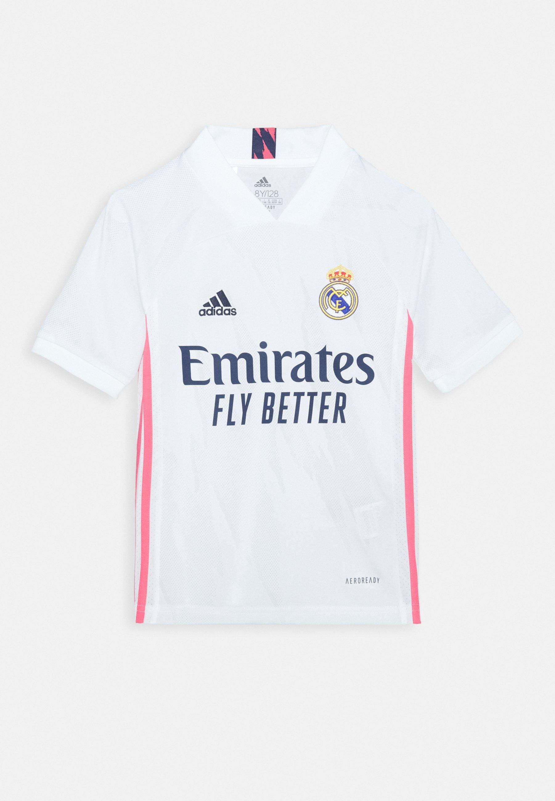 Kids REAL MADRID AEROREADY SPORTS FOOTBALL UNISEX - Club wear