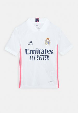 REAL MADRID AEROREADY SPORTS FOOTBALL UNISEX - Pelipaita - white
