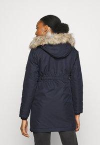 ONLY - OLMIRIS WINTER  - Winter coat - dark blue - 2