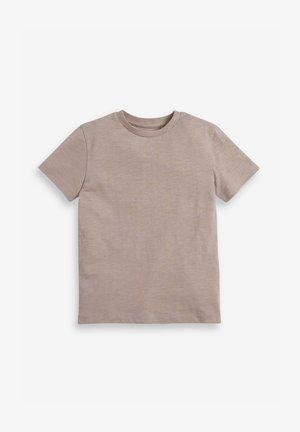 Basic T-shirt - stone