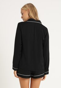 Anna Field - SET - Pyjamaser - black - 2