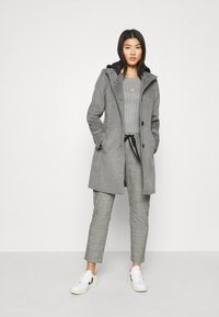 Esprit Collection - Short coat - gunmetal - 1