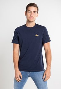 Timberland - BOOT LOGO - Print T-shirt - dark sapphire - 0