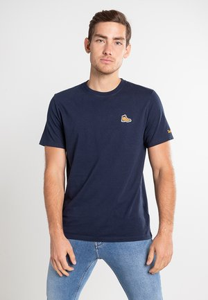 BOOT LOGO - Print T-shirt - dark sapphire