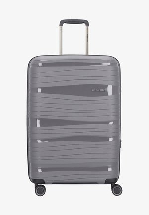 MOTION 4-ROLLEN  - Boardcase - grey