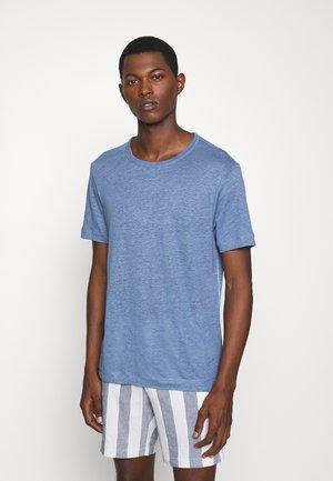 CREW - Jednoduché triko - blue