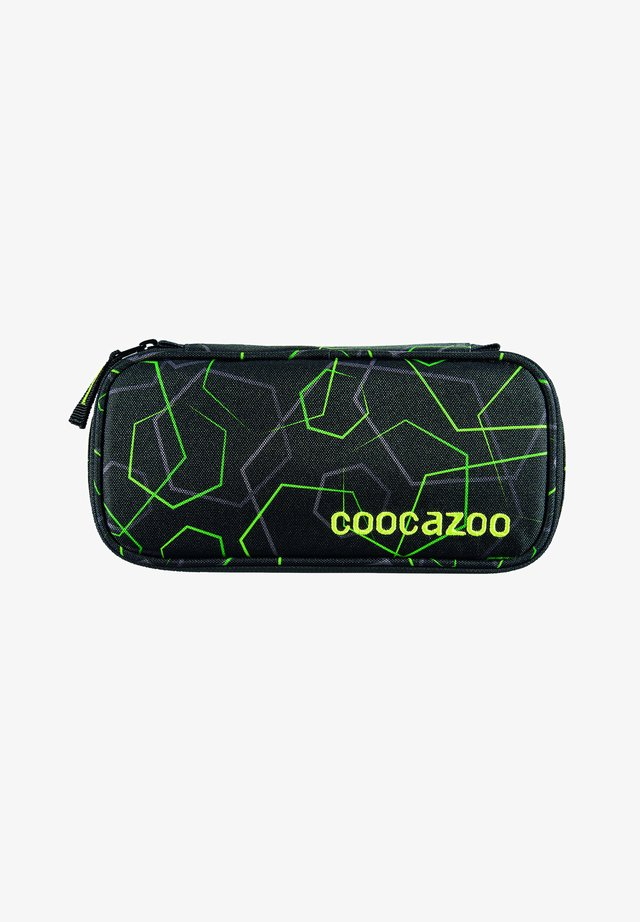 Pencil case - laserbeam black