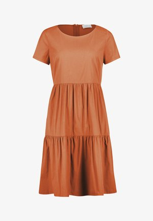 MIT STUFEN - Day dress - light brown