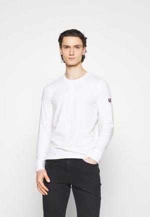 AQULES - Camiseta de manga larga - off white