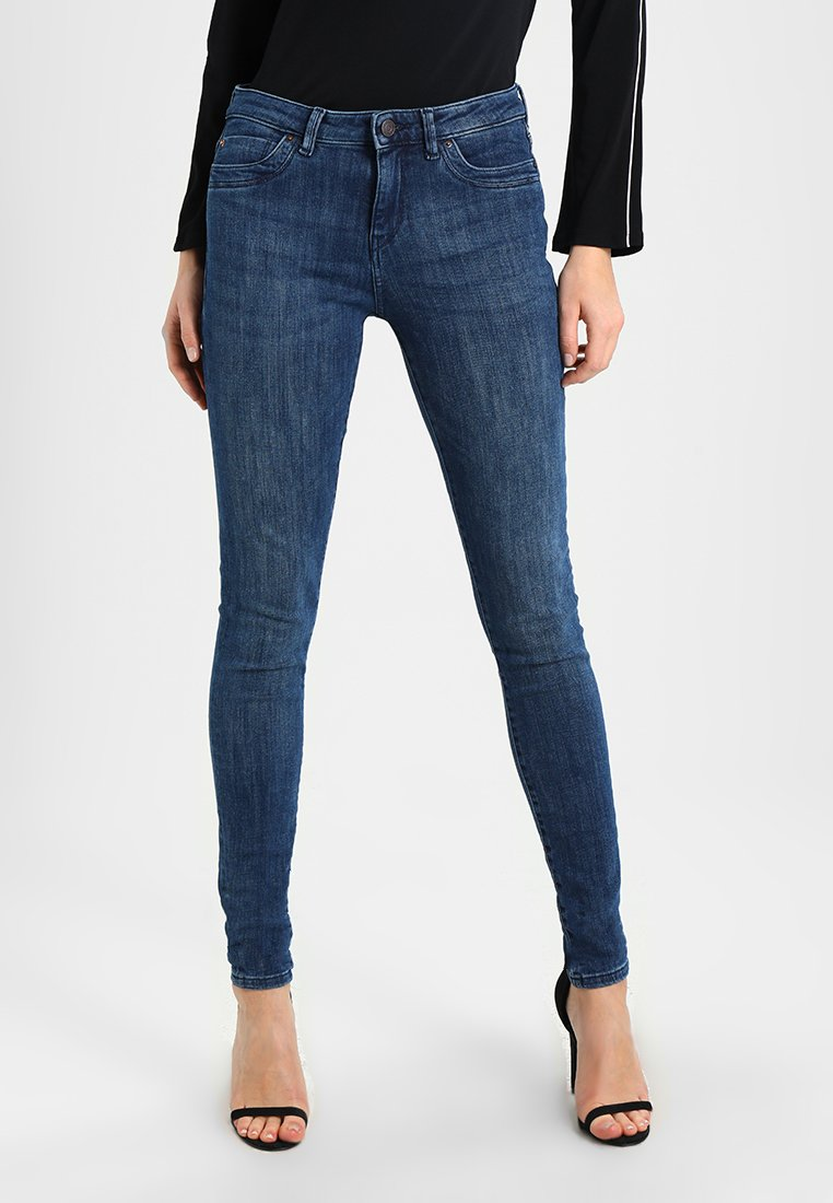 Esprit - Jeans Skinny Fit - blue dark wash