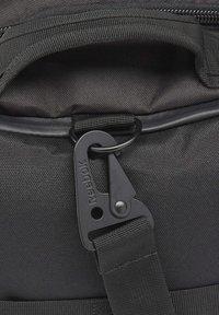 Reebok - TRAINING GRIP DUFFLE BAG - Sports bag - black - 3
