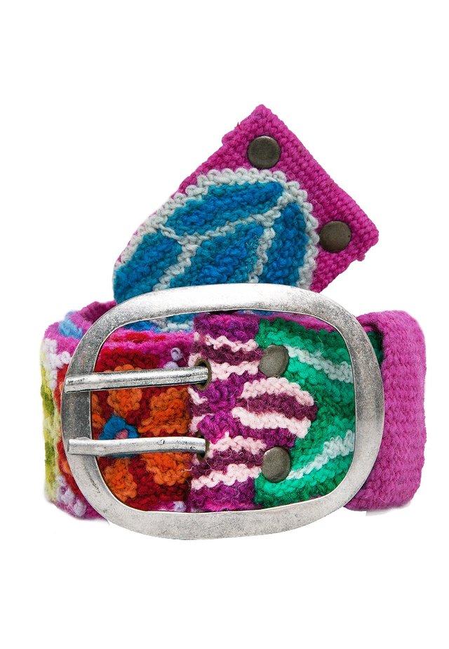 FLORCITA - Belt - pink