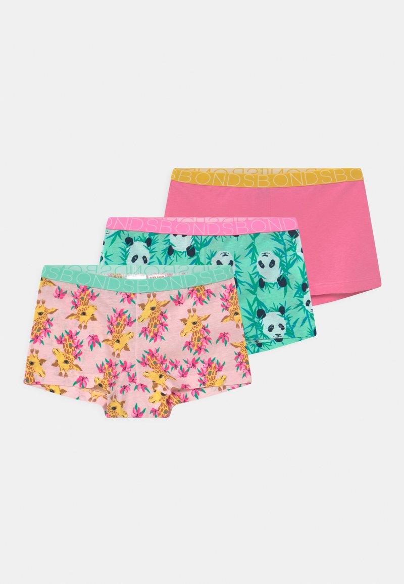 Bonds - 3 PACK - Pants - multi-coloured/pink